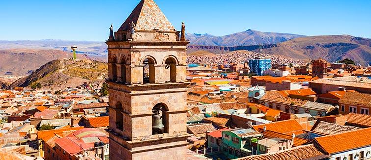 Potosí y Cerro Rico