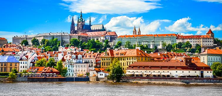 <em>Praga</em> - Castillo de <em>Praga</em>