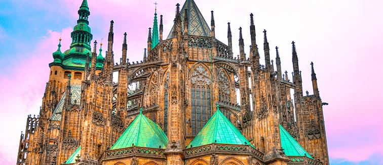 <em>Praga</em> - Catedral de San Vito