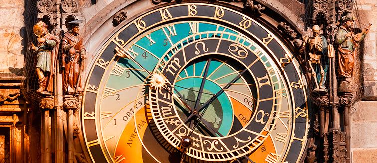 <em>Praga</em> - Reloj Astronómico