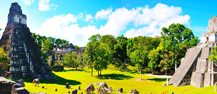 cuándo viajar a Tikal