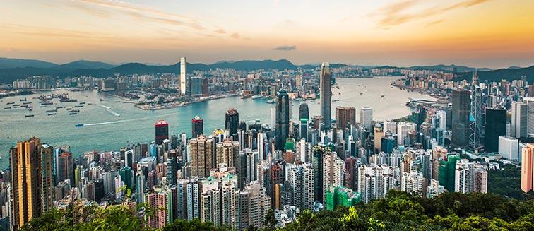 viajar a Hong Kong en mayo