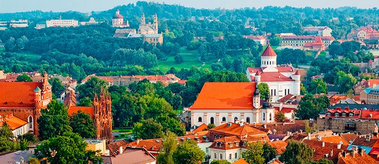 viaje a Vilnius