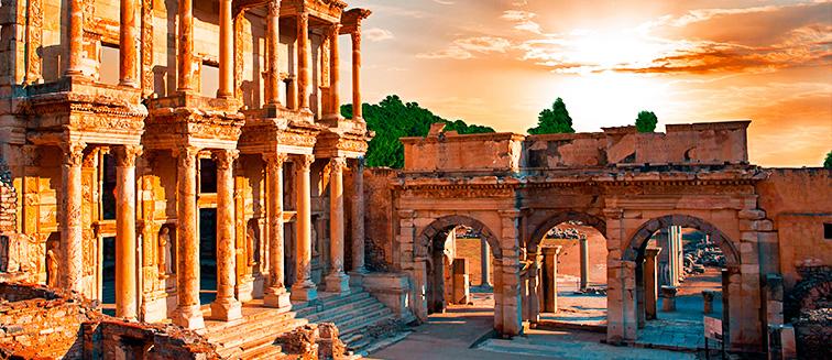 Welche sind die meistbesuchten Orte in der Türkei?
